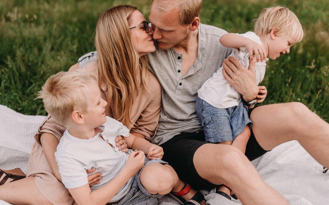 Fotografia rodzinna z okazji braku okazji…