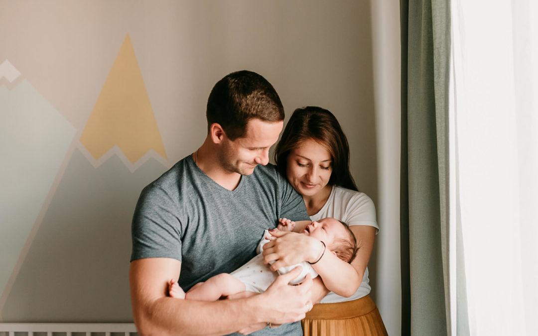 Domowa sesja noworodkowa – kilka wskazówek